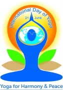 IYD International Yoga Day 126x180